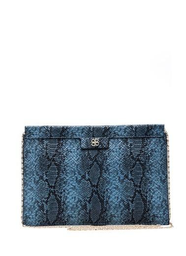 Derimod Clutch / El Çantası Mavi